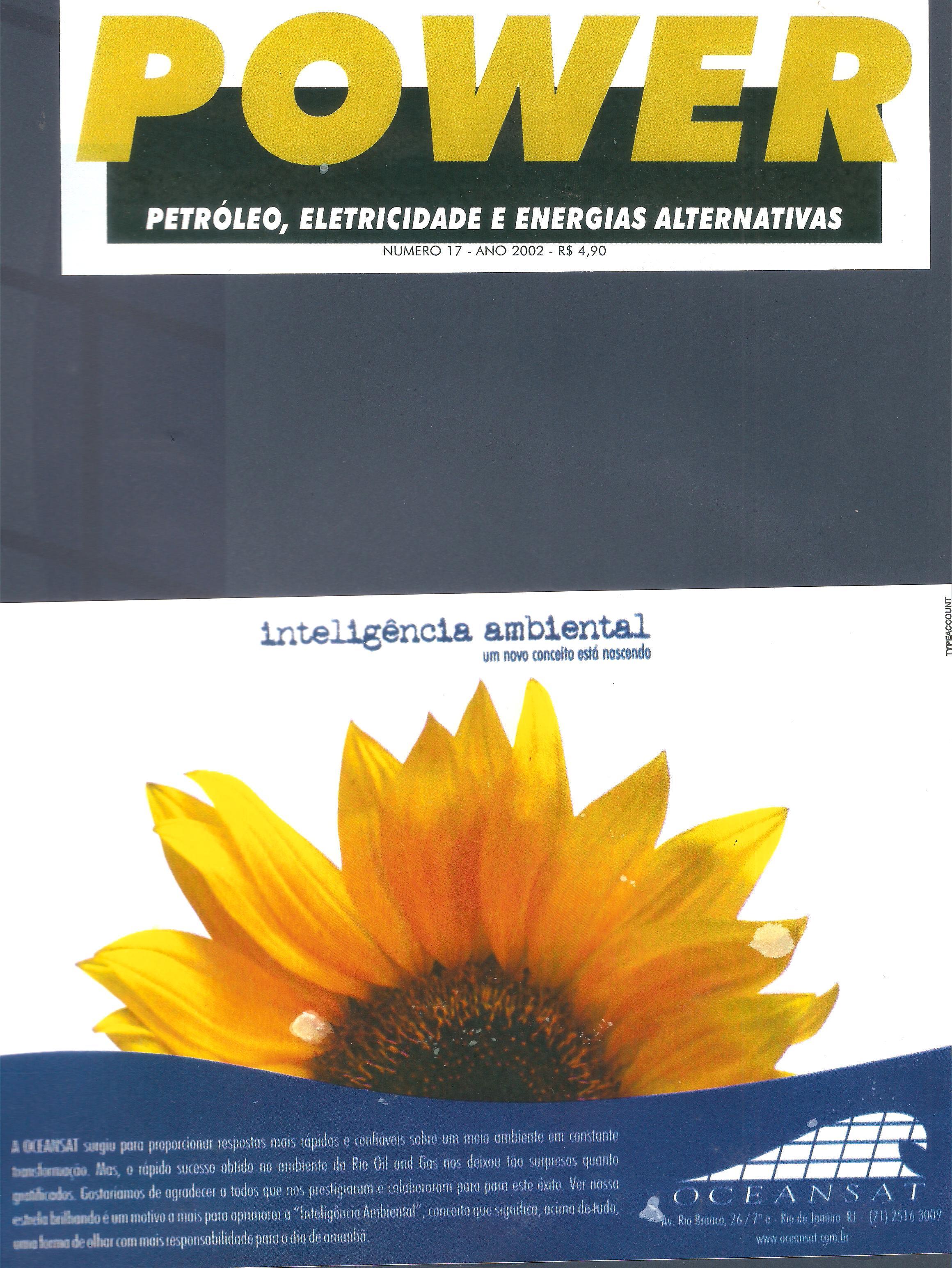 Revista Power - Petróleo, Eletricidade e Energias Renováveis
