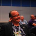 Sr. Carlos Leandro, Presidente do Congresso Brasileiro de Oceanografia e Diretor da Ambipetro