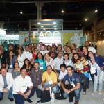 Confraternização - Alunos e Ex-alunos da Faculdade de Oceanografia da UERJ