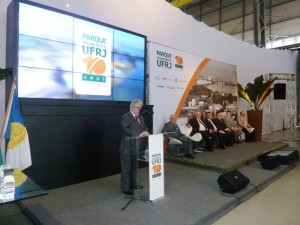 Comemoração 10 anos do Parque Tecnológico do Rio