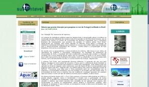 Sistema que garante interação para pesquisas no mar de Portugal é utilizado no Brasil